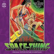 William Allen Castleman, Space Thing [OST] [Silver Vinyl] (LP)