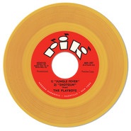 "The Playboys, Jungle Fever / Shotgun [Gold Vinyl] (7"")"
