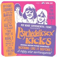 Various Artists, Psychedelic Sex Kicks [OST] (CD)
