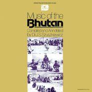 Unknown Artist, Music Of The Bhutan (CD)