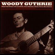 Woody Guthrie, Woody Guthrie Sings Folk Songs (CD)