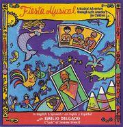 Various Artists, Fiesta Musical: A Musical Adventure Through Latin America for Children (CD)