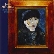 Joni Mitchell, Turbulent Indigo (CD)