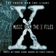 Mark Snow, Music From The X-Files: The Truth & The Light [OST] [Record Store Day Glow-In-The-Dark Vinyl] (LP)