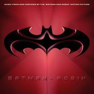 Various Artists, Batman & Robin [OST] [Record Store Day Red/Blue Vinyl] (LP)