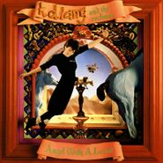 k.d. lang, Angel With A Lariat [Record Store Day Red Vinyl] (LP)