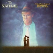Randy Newman, The Natural [OST] [Record Store Day Aqua Vinyl] (LP)