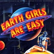 Various Artists, Earth Girls Are Easy [OST] [Transparent Orange Vinyl] (LP)