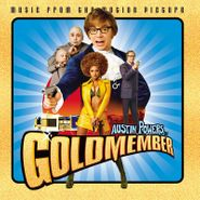 Various Artists, Austin Powers In Goldmember [OST] [Record Store Day Gold Vinyl] [ALL COPIES HAVE SMALL CORNER DINGS] (LP)