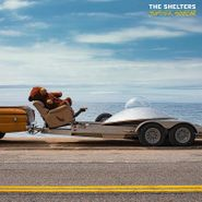 The Shelters, Jupiter Sidecar (CD)
