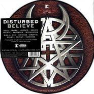 Disturbed, Believe [Picture Disc] (LP)