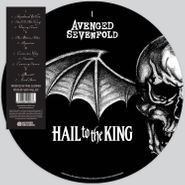 Avenged Sevenfold, Hail To The King [Picture Disc] (LP)