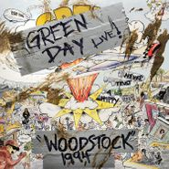 Green Day, Woodstock 1994 [Record Store Day] (LP)