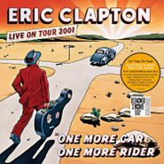 Eric Clapton, One More Car One More Rider [Record Store Day Clear Vinyl] (LP)