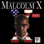 Various Artists, Malcolm X [OST] [Record Store Day Red Vinyl] (LP)