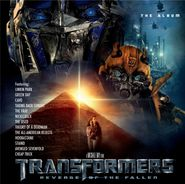 Various Artists, Transformers: Revenge Of The Fallen [OST] (LP)