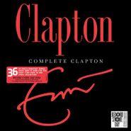 Eric Clapton, Complete Clapton [Box Set] (LP)