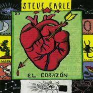 Steve Earle, El Corazón [Black Friday] (LP)