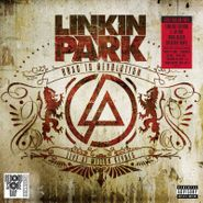 Linkin Park, Road To Revolution: Live At Milton Keynes [Record Store Day Red with Black Splatter Vinyl] (LP)