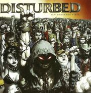 Disturbed, Ten Thousand Fists (CD)
