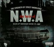 N.W.A., The Best Of N.W.A - The Strength Of Street Knowledge [Deluxe 20th Anniversary Edition] (CD)