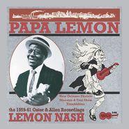 Lemon Nash, New Orleans Ukulele Maestro & Tent Show Troubadour: The 1959-61 Oster & Allen Recordings (CD)