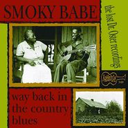 Smoky Babe, Way Back In The Country Blues: The Lost Dr. Oster Recordings (CD)