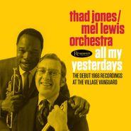 Thad Jones - Mel Lewis Jazz Orchestra, All My Yesterdays [Black Friday] (LP)