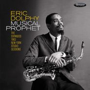 Eric Dolphy, Musical Prophet: The Expanded 1963 New York Studio Sessions (CD)