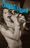 Soundgarden, Screaming Life / Fopp (Cassette)