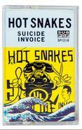 Hot Snakes, Suicide Invoice (Cassette)