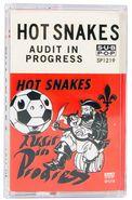 Hot Snakes, Audit In Progress (Cassette)