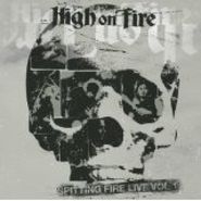 High On Fire, Spitting Fire Live Vol. 1 (CD)