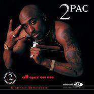 2Pac, All Eyez On Me [Reissue] (CD)