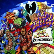 Wu-Tang Clan, The Saga Continues (CD)