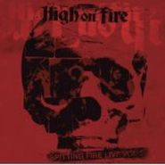 High On Fire, Spitting Fire Live Vol. 2 (CD)