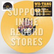 "Wu-Tang Clan, The Saga Instrumental EP [Record Store Day Yellow Vinyl] (12"")"