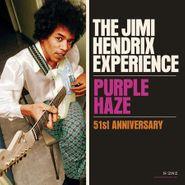 """Jimi Hendrix, Purple Haze/51st Anniversary [Mono] (7"""")"""