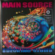 Main Source, Breaking Atoms [Vinyl Me Please Orange In Clear Misprint Issue] (LP)