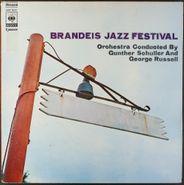 Gunther Schuller, Brandeis Jazz Festival [Japanese Promo] (LP)