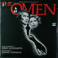 Jerry Goldsmith, The Omen [OST] (LP)