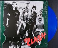 The Clash, The Clash [Record Store Day White Riot and Protex Blue Vinyl] (LP)