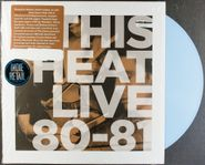 This Heat, Live 80-81 [Baby Blue Vinyl] (LP)