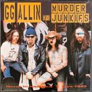 G.G. Allin, Terror In America: Live 1993 (LP)