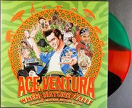 Robert Folk, Ace Ventura: When Nature Calls [Nibia Flag Vinyl OST] (LP)
