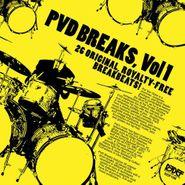 PVD, PVD Breaks, Vol 1 (LP)