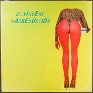 St. Vincent, Masseduction [Vinyl Me Please Blue Vinyl] (LP)