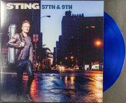 Sting, 57th and 9th [180 Gram Blue Vinyl] (LP)
