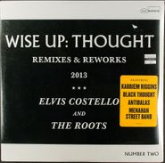 """Elvis Costello, Wise Up: Thought Remixes & Reworks 2013 (10"""")"""