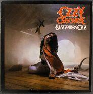 Ozzy Osbourne, Blizzard Of Ozz [1981 Issue] (LP)